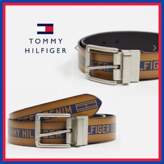 TOMMY HILFIGER - 日本未入荷★トミー フィルフィガー レザー リバーシブル ベルト