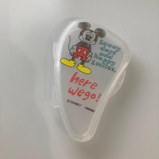 ディズニー(Disney)の離乳食ハサミ ケース(離乳食調理器具)