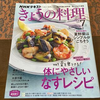 NHK きょうの料理 2021年 07月号(専門誌)