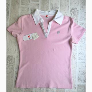 クレージュ(Courreges)のクレージュ21 ポロシャツ 38(ポロシャツ)