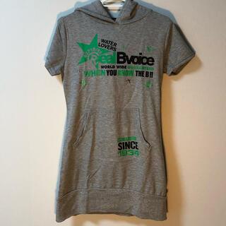 リアルビーボイス(RealBvoice)のRealBvoice ワンピース(Tシャツ(半袖/袖なし))