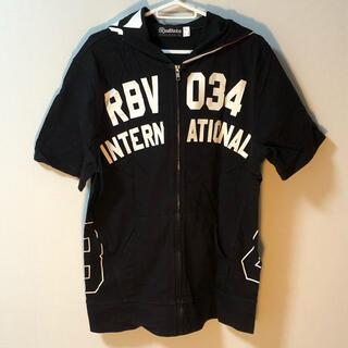 リアルビーボイス(RealBvoice)のRealBvoice パーカ 半袖(Tシャツ/カットソー(半袖/袖なし))