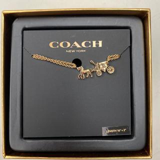 コーチ(COACH)のCOACH ネックレス (ネックレス)