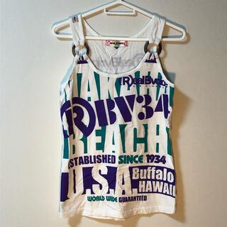 リアルビーボイス(RealBvoice)のRealBvoice タンクトップ(Tシャツ(半袖/袖なし))