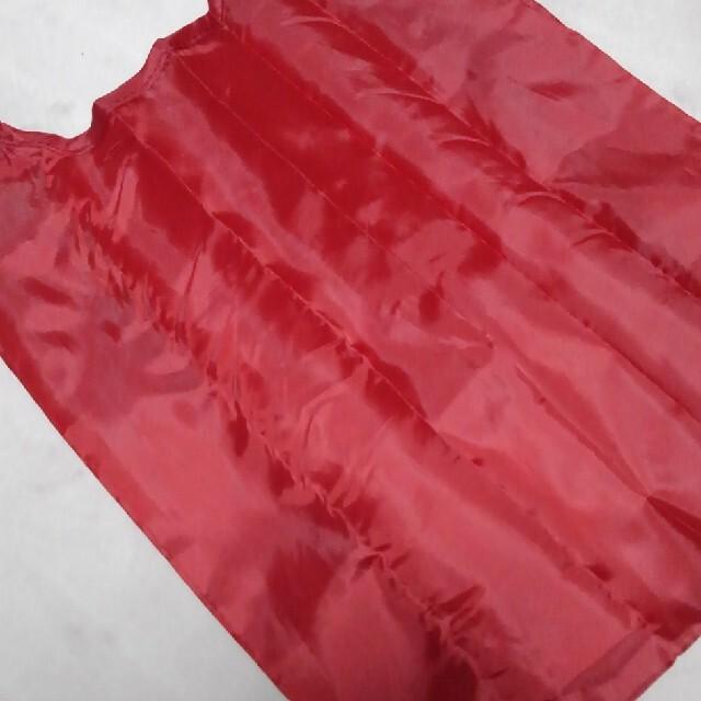 Francfranc(フランフラン)のフランフラン〈エコバック中身のみ〉💋赤色 レディースのバッグ(エコバッグ)の商品写真