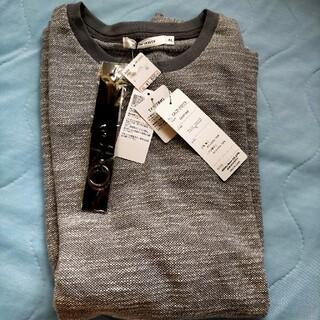 Avail - 未使用タグ付きAvail ペンダント付き スラブ素材 男性用Tシャツ 4Lサイズ