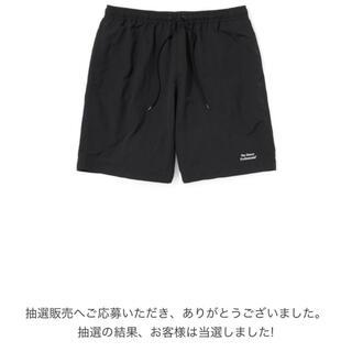 コモリ(COMOLI)のennoy  Nylon Shorts  BLACK  M スタイリスト私物(ショートパンツ)