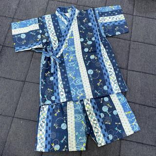 ニシマツヤ(西松屋)の西松屋 新品未使用 男の子 甚平 95(甚平/浴衣)