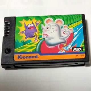 KONAMI - MSX (コナミ)モピレンジャー