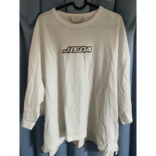 ジエダ(Jieda)のjieda sports T(Tシャツ/カットソー(半袖/袖なし))