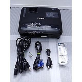 エプソン(EPSON)のエプソン プロジェクター EB-W420 3000lm WXGA 2.4kg(プロジェクター)
