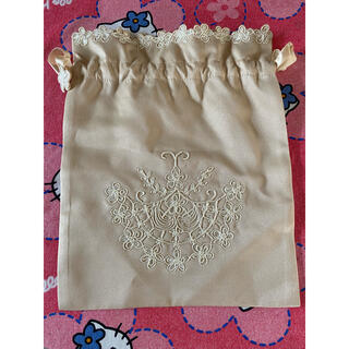 セルコン巾着(ポーチ)