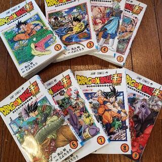 ドラゴンボール(ドラゴンボール)のドラゴンボール超1+3~9巻(少年漫画)