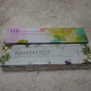 ナプラ(NAPUR)のナプラ ナシードカラー + ケアテクトカラー 2本 ピンク(カラーリング剤)