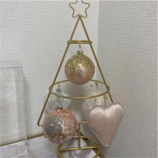 フランフラン(Francfranc)のフランフラン クリスマスツリー フレーム(置物)