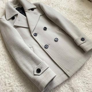 BURBERRY BLACK LABEL - BURBERRY BLACKLABEL Pコート
