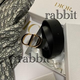 Christian Dior - DIOR  ベルト 新品❣️2021年7月購入❣️