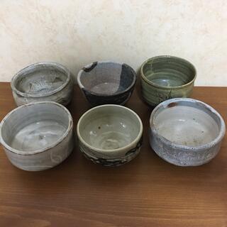 抹茶茶碗セット ①(陶芸)