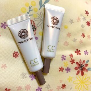 パーフェクトワン(PERFECT ONE)のパーフェクトワン CCクリーム 2本セット(CCクリーム)