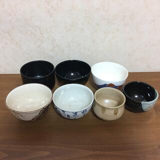 抹茶茶碗セット ②(陶芸)