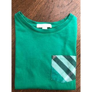 BURBERRY - バーバリーチルドレン 半袖Tシャツ 6Y 116