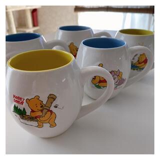 Disney - ディズニー くまのプーさんマグカップセット