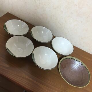 抹茶茶碗セット ③   浅型(陶芸)