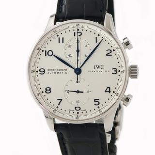 インターナショナルウォッチカンパニー(IWC)のIWC  ポルトギーゼ クロノ IW371446 自動巻き メンズ 腕時(腕時計(アナログ))