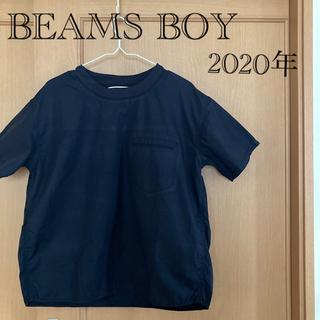 ビームスボーイ(BEAMS BOY)のビームスボーイ タイプライターリブプルオーバーシャツ2020版(シャツ/ブラウス(半袖/袖なし))