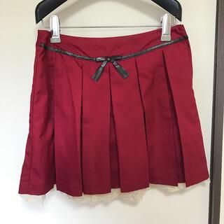 オリーブデオリーブ(OLIVEdesOLIVE)の大きいサイズ フレアスカートスカート(ミニスカート)