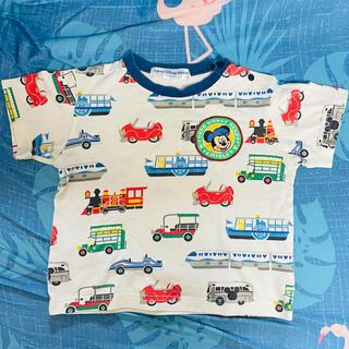ディズニー(Disney)の東京ディズニーリゾート 乗り物柄 Tシャツ(Tシャツ/カットソー)