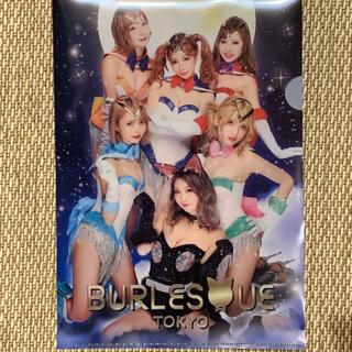 バーレスク東京 ファイル(アイドルグッズ)