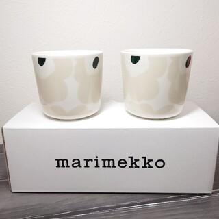 マリメッコ(marimekko)のマリメッコ  ラテマグセット(グラス/カップ)