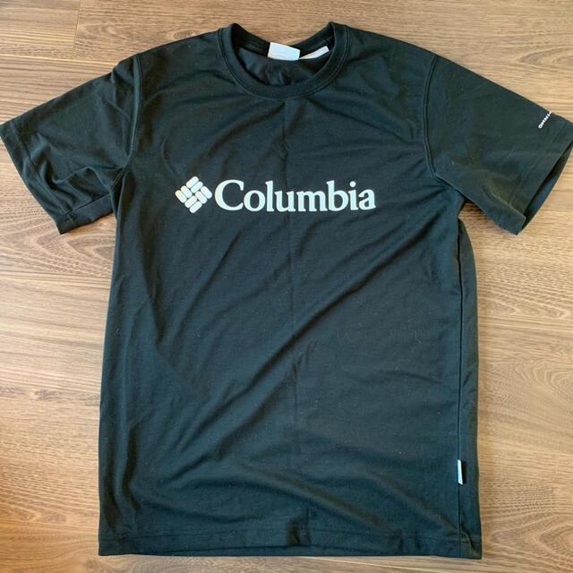 【週末限定お値下げ】Columbia 半袖Tシャツ メンズのトップス(Tシャツ/カットソー(半袖/袖なし))の商品写真