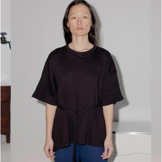 ジョンリンクス(jonnlynx)のBASERANGE SHAW TEE-RIB 定番(Tシャツ(半袖/袖なし))