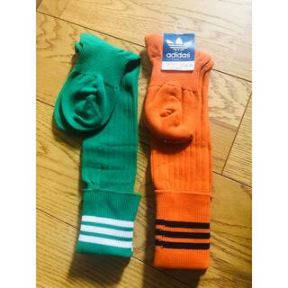 アディダス(adidas)のサッカーソックス 2足(靴下/タイツ)