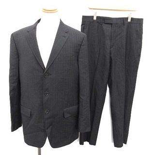 ルイヴィトン(LOUIS VUITTON)のルイヴィトン スーツ テーラードジャケット パンツ 54 チャコール ■EC(その他)