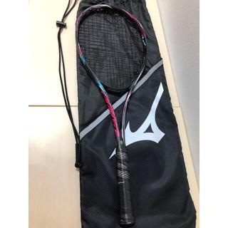 ミズノ(MIZUNO)の☆ミズノ テニスラケット SCUD 01-R☆(ラケット)