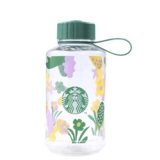 スターバックスコーヒー(Starbucks Coffee)のFloral Starbucks X KREABY スタバ  タンブラーボトル(タンブラー)
