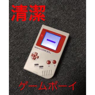ゲームボーイ(ゲームボーイ)の初代 ゲームボーイ 任天堂 DMG カスタム バックライト 改造 gameboy(携帯用ゲーム機本体)