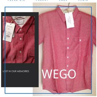 ウィゴー(WEGO)の着心地よし(シャツ)