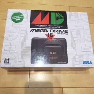 SEGA - 【新品 未使用】メガドライブミニ