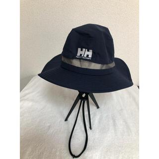 ヘリーハンセン(HELLY HANSEN)のHELLY HANSEN  キャンパー向けループ付きアドベンチャーハット(ハット)