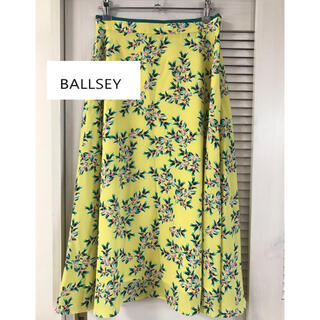 Ballsey - Ballsey ボールジィ トゥモローランド 花柄フレアスカート