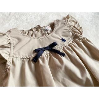 POLO RALPH LAUREN - ✨新品未使用✨ POLO ポロベビー ロンパース 夏服 タグ付き