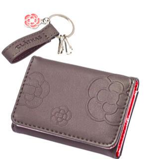 クレイサス(CLATHAS)の 🍒クレイサス三つ折り財布&キーチャーム(財布)