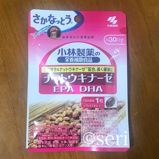 コバヤシセイヤク(小林製薬)の小林製薬 ナットウキナーゼ DHA EPA 30日分(その他)