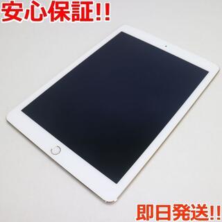 アップル(Apple)の美品 docomo iPad Air 2 64GB ゴールド (タブレット)