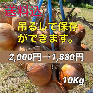 好評‼️吊るせる玉ねぎ10k入❗️(野菜)