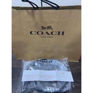 コーチ(COACH)の新品未使用 未開封タグ付きショッパー付 コーチcoach ベルト リバーシブル(ベルト)
